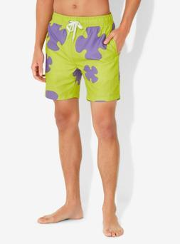 Spongebob Squarepants Swim Trunks Board Shorts Small and Med