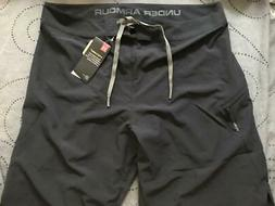 UNDER ARMOUR STORM BOARD SHORTS SIZE 36 MEN NWT $49.99