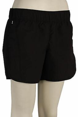 "Hurley Supersuede 5"" Beachrider Women's Boardshorts - Black"