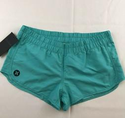 Hurley Supersuede Solid Beachrider Boardshorts Women's Size
