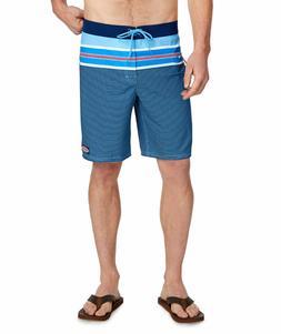 Vineyard Vines Sz 35 Men's Birchcliff Stripe Board Shorts Oc
