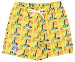 television hummingbird swim trunks board shorts mens