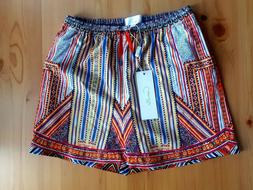 Camilla Through the Threads of Time Drawstring Boardshort
