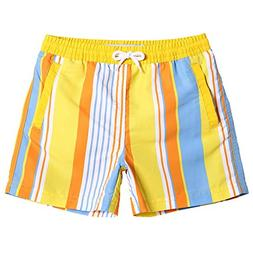 MaaMgic Toddler Boys Kids Cute Short Swim Trunks Boardshorts