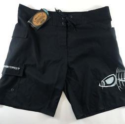 Tormenter Mens Waterman Swim Fishing Board Shorts SPF 35 Siz