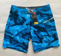 Under Armour UA Tide Chaser Boardshorts Swim Shorts Blue Pat