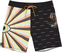 Billabong Viper Pro Boardshorts Mens Sz 34 Black