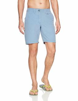 "Volcom Men's Frickin SNT Faded 21"" Hybrid Short"