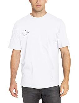 Quiksilver Waterman Men's Kaupe T-Shirt, White, XXL