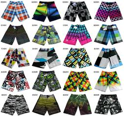 Wholesale Mens Beach Boardshorts Quick Dry Swim Trunks Surfi