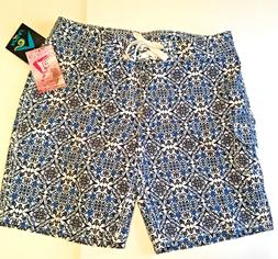WOMAN'S KANU SURF BOARD SHORTS JULIETTE NEW WITH TAGS ATTACH