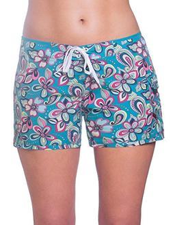 "Maui Rippers Women's 2.5"" Boardshort Stretch"