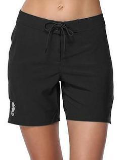 Sociala Women's Long Board Shorts Quick Dry Swim Shorts Beac