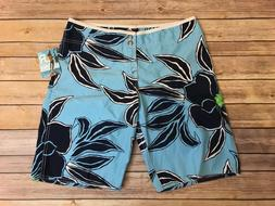 ROXY Women's Mona Lisa -Long Board Shorts - Size 9 New With