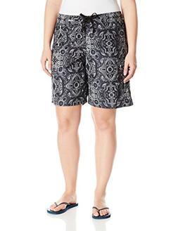 Kanu Surf Women's Plus-Size UPF 50+ Quick Dry Active Prints