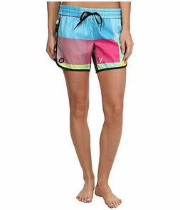 "Hurley Women's Supersuede 5"" Kingsroad Beachrider Boardshort"