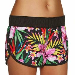 "Hurley Women's Supersuede Garden Beachrider 2.5"" Boardshorts"