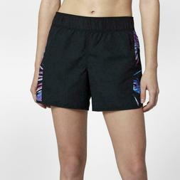 "Hurley Women's Supersuede Koko Beachrider 5"" Boardshorts - B"