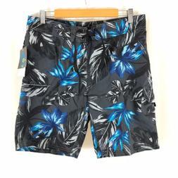 Kanu Surf Womens Board Shorts Floral Tropical Lightweight Gr