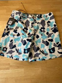 x carhartt 18in boardshorts tropical twist size