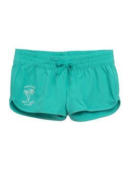 Billabong XS 6/6X Girls Green Surf Beach Board Shorts Sol Se